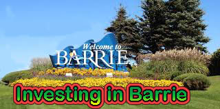 Investing in Barrie