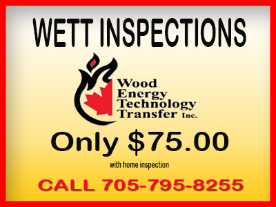 wett certified inspections