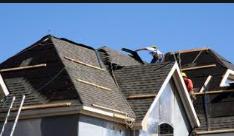 New Shingle Roof Installation